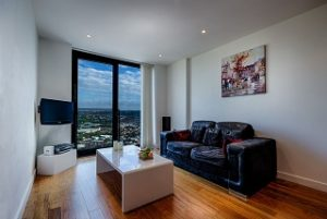 serviced apartments in Sheffield and Leeds and partner properties in Manchester, London, Birmingham and Liverpool
